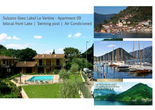 . Sulzano Iseo Lake Apartments