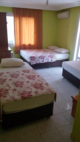 Kizkalesi Sahil Motel odalar