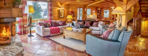 Chalet Camomille Les Gets