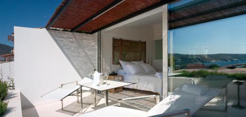 Habitación Doble Premium con vistas al mar Boutique Hotel Spa Calma Blanca 2