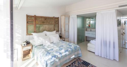 Habitación Doble Premium con vistas al mar Boutique Hotel Spa Calma Blanca 3