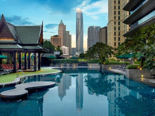 The Athenee Hotel, A Luxury Collection Hotel, Bangkok photo 72
