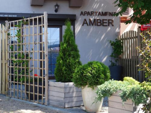 . Apartament Amber