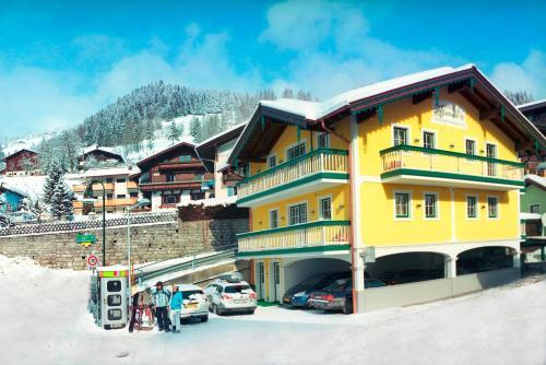 Schlosserhaus Appartements - Apartment - Wagrain