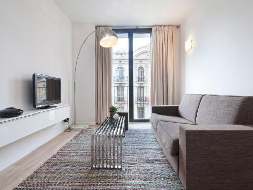 AB Girona Apartments photo 28