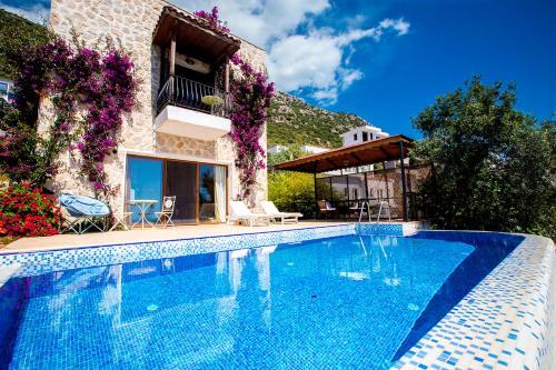 Kalkan Villa Polo online rezervasyon