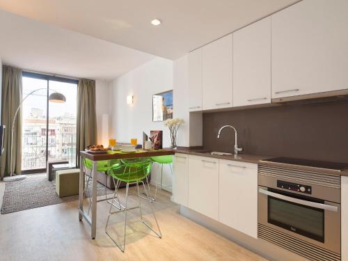 AB Girona Apartments photo 50