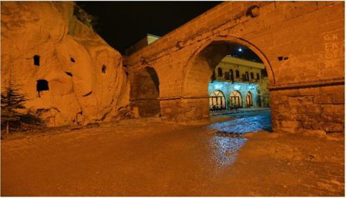 Mustafapaşa Jerveni Cave Hotel tatil