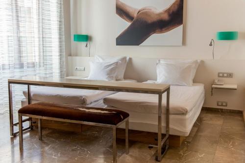 תמונות לחדר Petit Palace Hotel Tres
