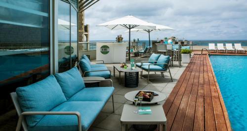 Sofitel Biarritz le Miramar Thalassa Sea & Spa, 13 Rue Louison Bobet, 64200 Biarritz, France.