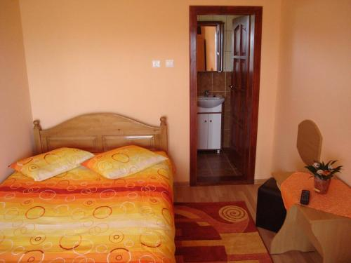 Çift Kişilik Oda - Teraslı  (Double Room with Terrace)