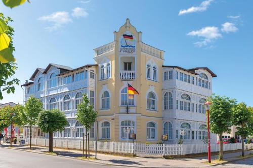 . Hotel Deutsche Flagge