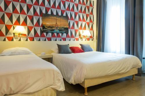 Panam Hotel - Place Gambetta photo 41