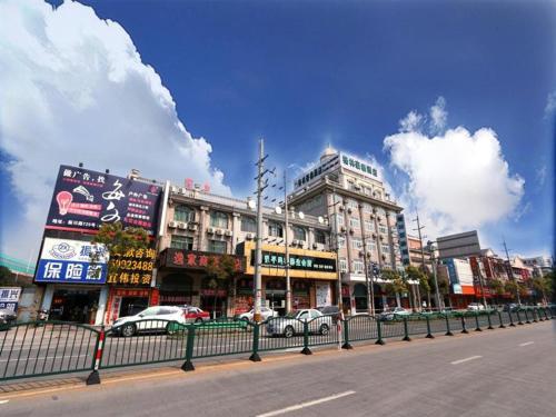 Hotel Greentree Inn Shanghai Pudong Airport Huaxia East