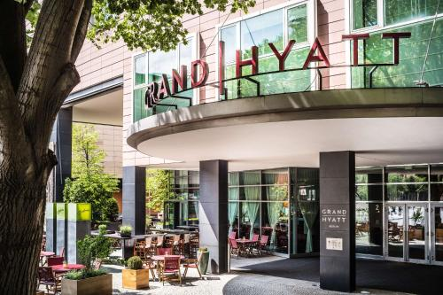 Grand Hyatt Berlin impression