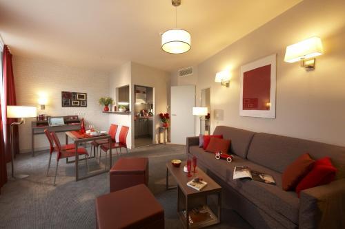 Aparthotel Adagio Vienna City - image 2