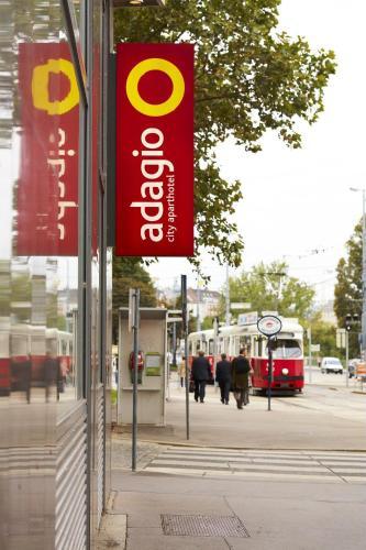 Aparthotel Adagio Vienna City - image 4
