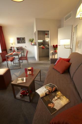 Aparthotel Adagio Vienna City - image 5
