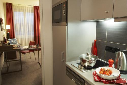 Aparthotel Adagio Vienna City - image 11