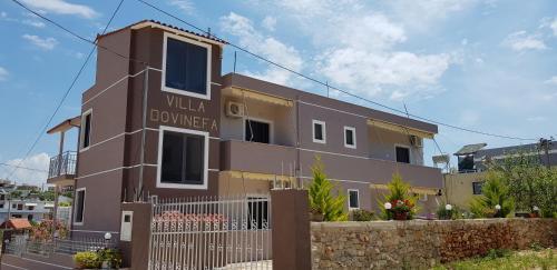 Apartments Villa Dovinefa