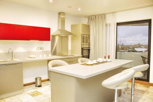 The Streamliner Hotel Apartment rom bilder