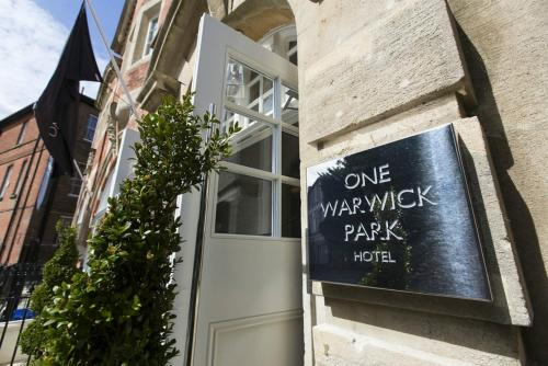 One Warwick Park, Tunbridge Wells, Kent TN2 5TA, England.