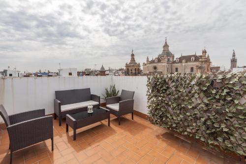 . Casas de Sevilla - Apartamentos Cuna 41