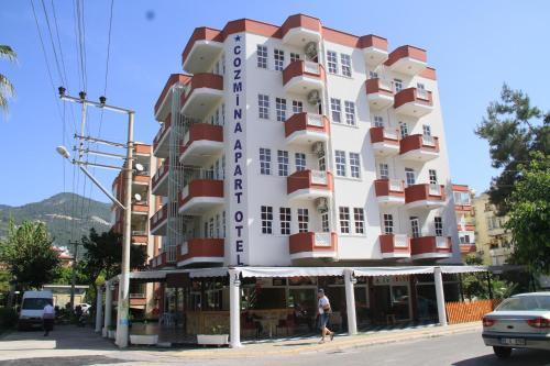 Alanya Cozmina Apart Hotel online rezervasyon