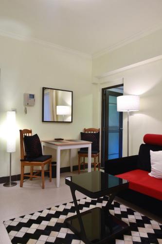 . Innocondo Serviced Apartment Xiamen Binbei - One Bedroom Suite
