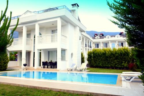 Fethiye Tala Villa 17 yol tarifi