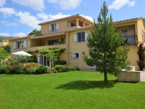 . Fantastic Apartment in Montbrun-les-Bains with Balcony