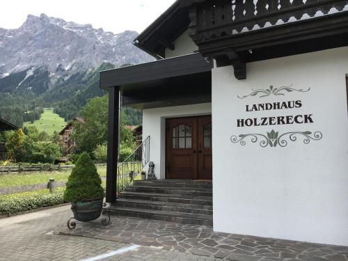 Landhaus Holzereck Ehrwald