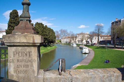 le bristol - Location saisonnière - Carcassonne