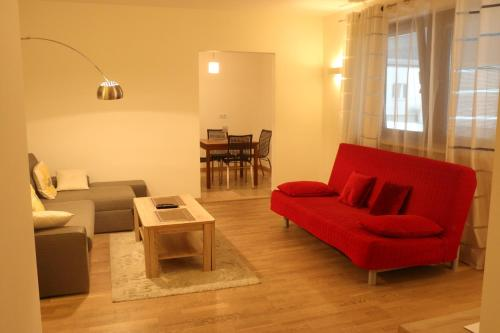 Apartment mit 1 Schlafzimmer (One-Bedroom Apartment)
