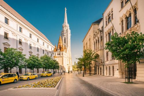 GRAND BUDAPEST Premium Apartments By Zsidai Hotels At Buda Castle