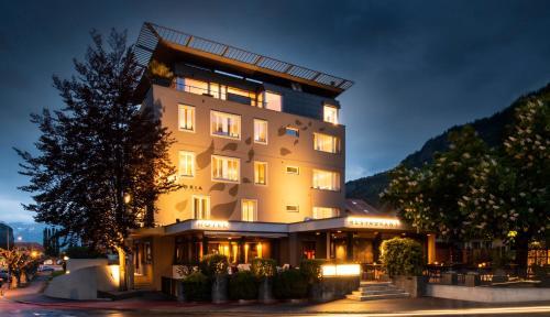 Hotel Victoria Meiringen Meiringen