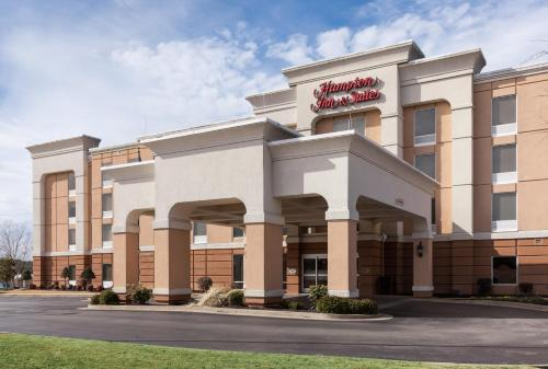 Hampton Inn & Suites Jackson in Jackson