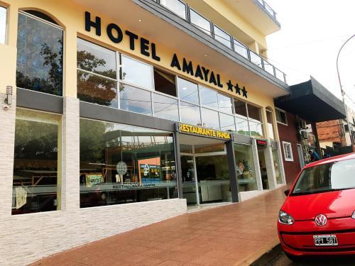 . Hotel Amayal
