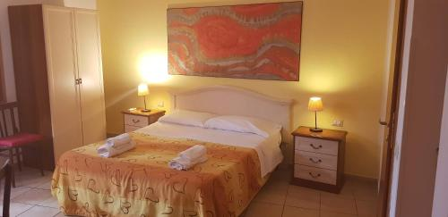 Ostello Gli Agrumi Rooms
