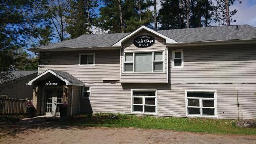 The Lake Of Bays Lodge Huvudfoto