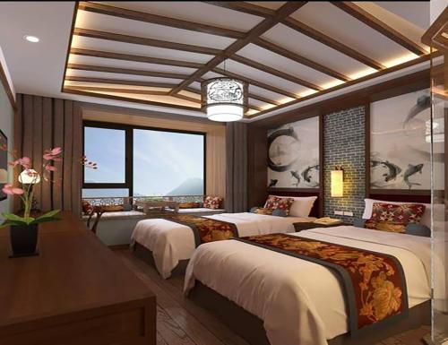 Wutai Mountain Yuelong Hotel, Xinzhou