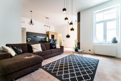 BpR K14 Downtown Suite with A/C, Pension in Budapest