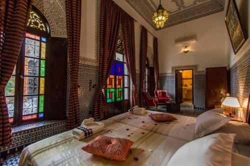 Riad Al Pacha szoba-fotók