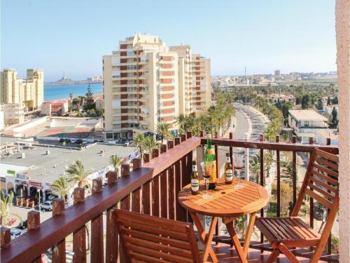 Hotel-overnachting met je hond in Two-Bedroom Apartment in La Manga del Mar Menor - La Manga del Mar Menor