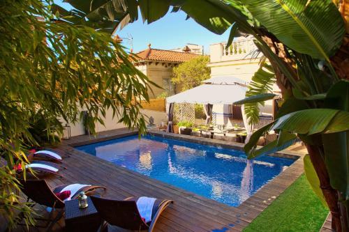 Villa Victoria Barcelona - Accommodation