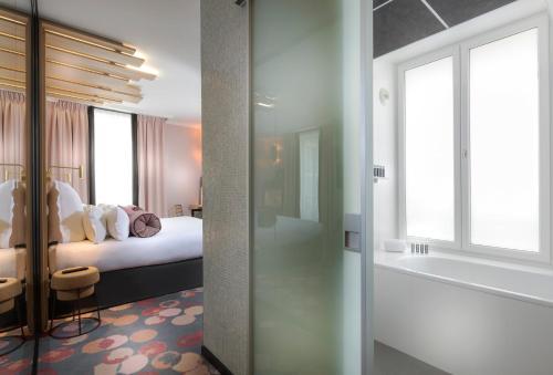 Hotel Du Cadran photo 23