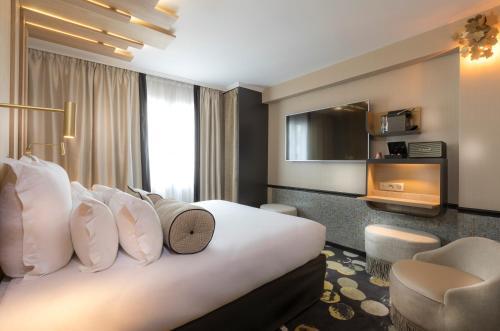 Hotel Du Cadran impression