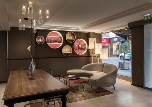 Hotel Du Cadran photo 29