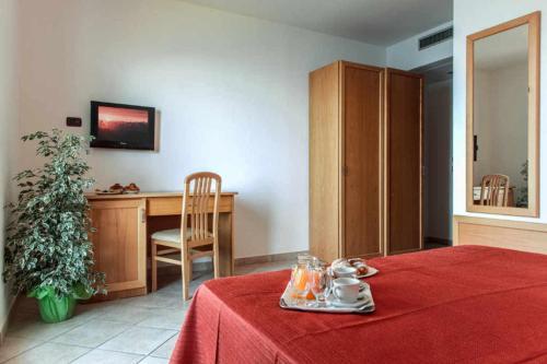 Hotel Corallo Calavà camera foto