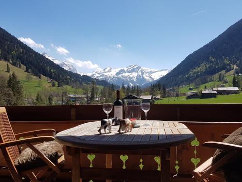 Farfalla - Apartment - Gstaad